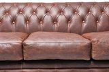 Chesterfield Zetel Vintage Leer | 4-zit | Bruin | 12 jaar garantie_