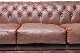 Chesterfield Zetel Vintage Leer | 5-zit | Bruin | 12 jaar garantie_